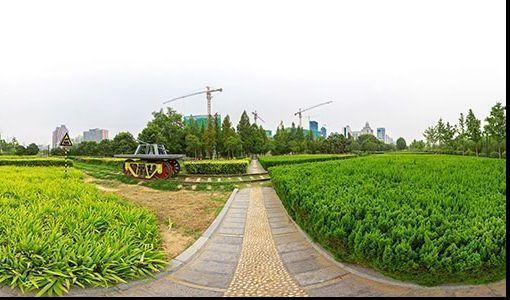東風渠濱河公園