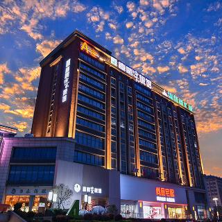 喜鹊愉家旅馆(郑州机场店)